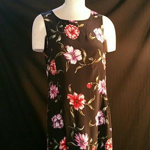 Coldwater Creek 100% Silk dress